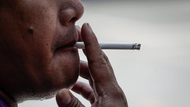 Thirdhand smoke can be toxic.