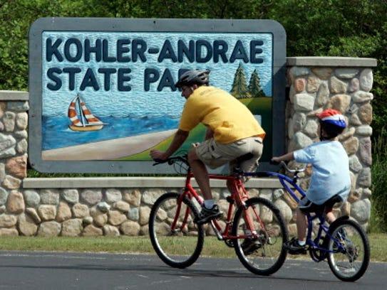 Kohler-Andrae State Park