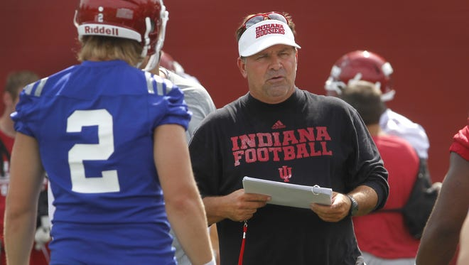 IU's football recruiting has heated up this June.