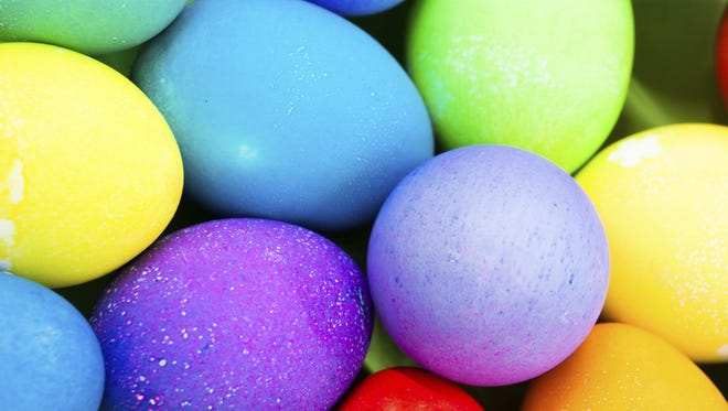 Attend a unique egg hunt Saturday at Patterson Park Community Center in Murfreesboro. Kids can hunt for eggs on the floor of the indoor pool and swim until 10 a.m. after all the eggs are found.