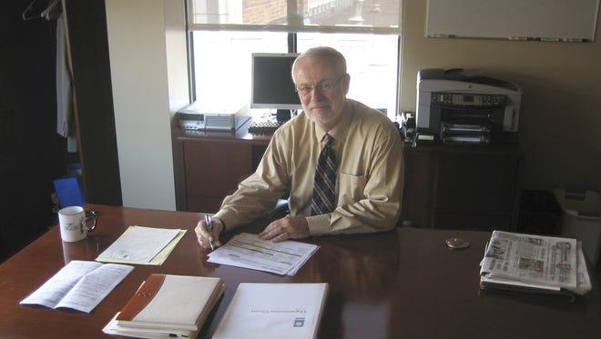Donovan Reynolds is retiring as president Louisville Public Media