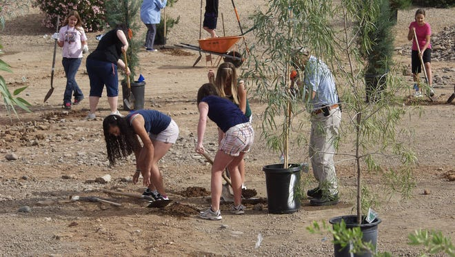 The first annual Planetpalooza Earth Day festival on April 23 educates different generations about water and energy conservation, open space preservation and recycling in an engagin