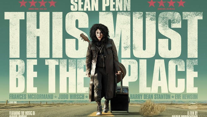"""""""This Must Be the Place"""" (2011) stars Sean Penn, Frances McDormand, Judd Hirsch and David Byrne as himself. Filming locations in New Mexico include Alamogordo, Carrizozo and Bingham; Red River, Eagle Nest and Questa."""
