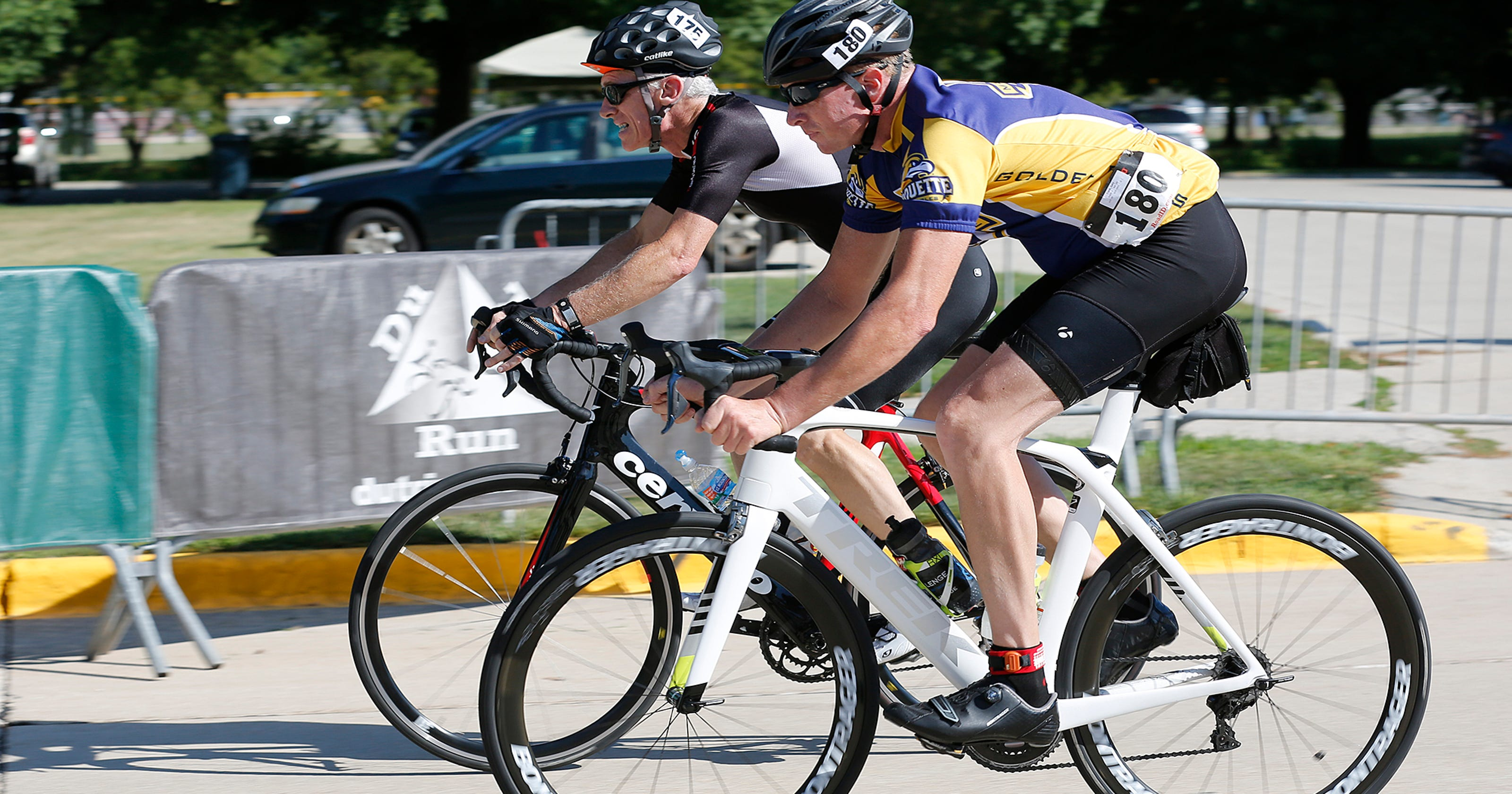 Fond Du Lac Race The Lake Bike Crash Four Injured Taken To Hospital