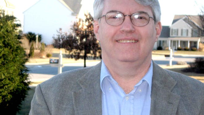 Scott Mingus is a local history author.