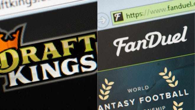 DraftKings and FanDuel announced that they had agreed on a merger.