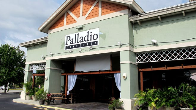 Palladio Trattoria is now open in the former space of Fabio and Anthony's trattorias along U.S. 41 just north of the Collier-Lee county line in Bonita Springs.