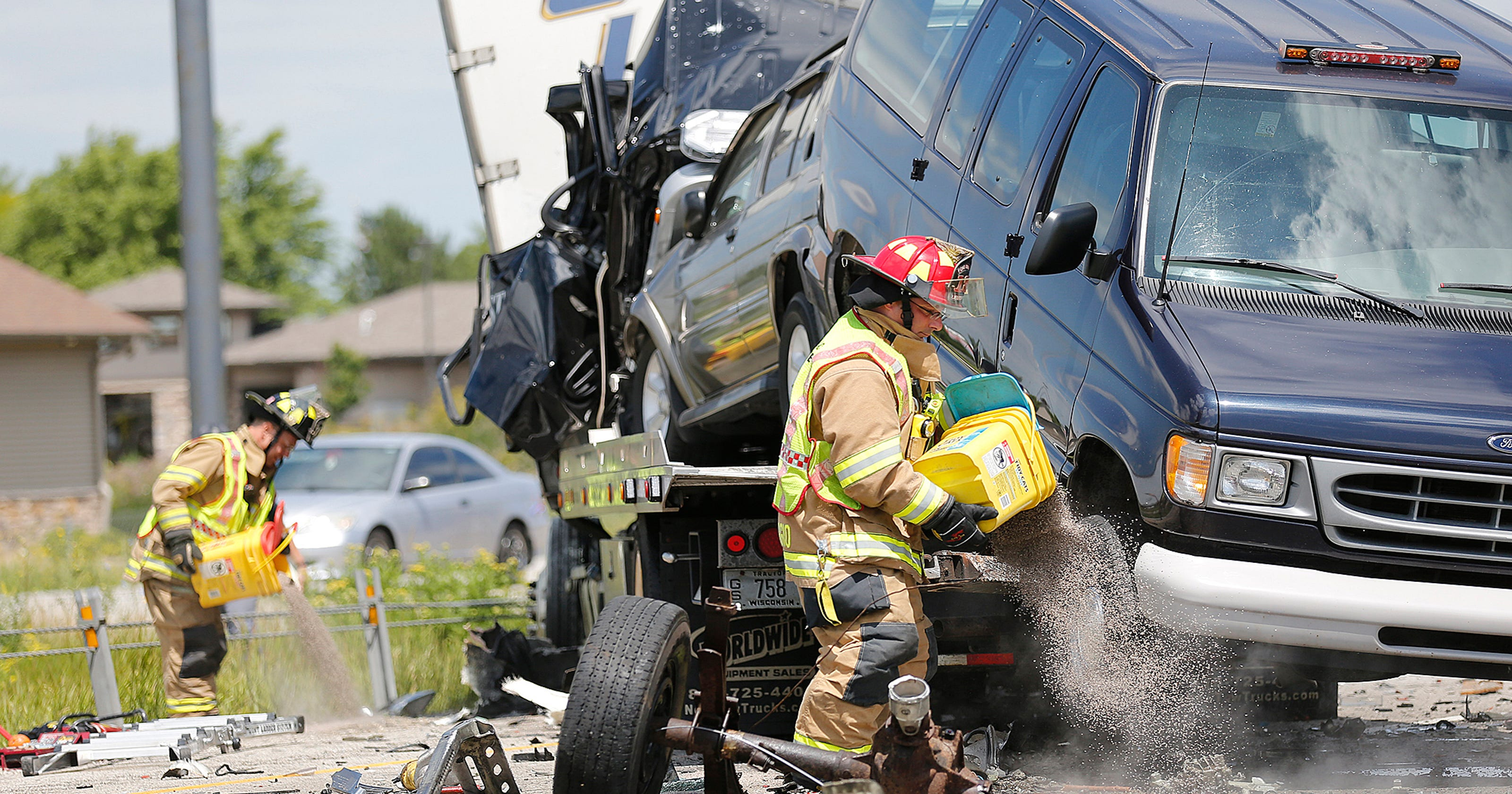 2016 traffic deaths down in FDL Co , up in Dodge Co