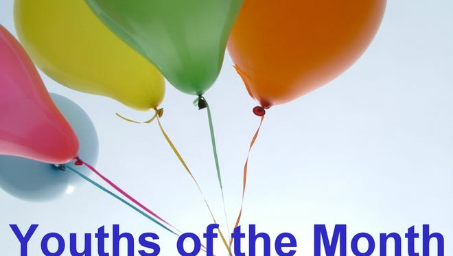 Youths of the Month logo