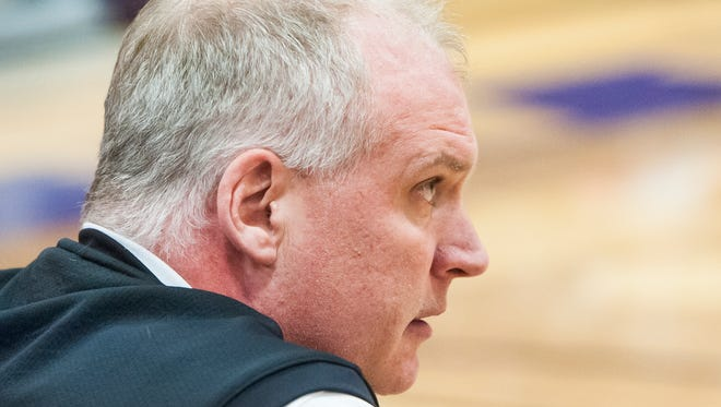 The Shelby boys' basketball team of head coach Tom Reynolds defeated Rocky Boy for the Northern B title Saturday.