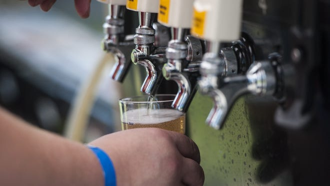 Sample all of Montana's favorite beers at the Beer and Gear Brewfest Saturday, June 10.