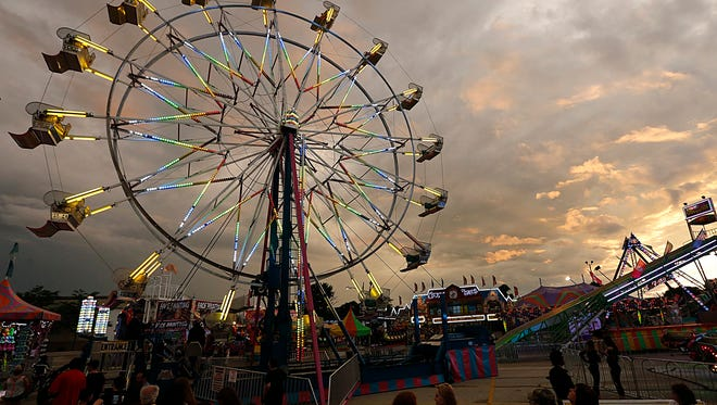 The Fond du Lac County Fair 2018 will take place Wednesday through Sunday, July 17 to 22, at the Fond du Lac County Fairgrounds, 520 Fond du Lac Ave., Fond du Lac.