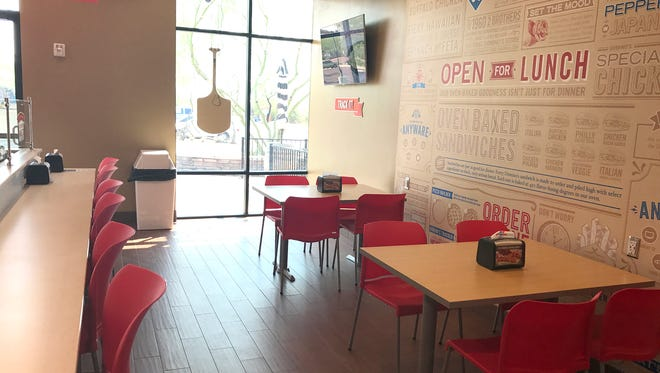 "Domino's ""Pizza Theater"" Now Open in Scottsdale."