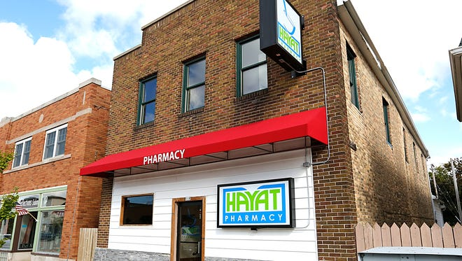 Hayat Pharmacy at 110 West Main St. in Campbellsport is part of a 10-store grocery chain that is requiring customers obtain a medical prescription to purchase Sudafed. The medication contains pseudoephedrine, which is used illegally to produce methamphetamine.