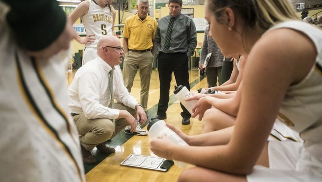 The CMR girls' basketball team defeated Billings Senior to close out the regular season Saturday.