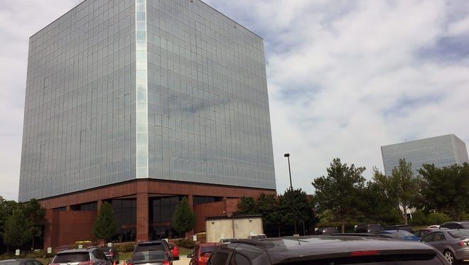 Manitowoc Co. is moving its corporate headquarters to One Park Plaza, one of the twin 12-story office buildings at Park Place business park on Milwaukee's far northwest side.