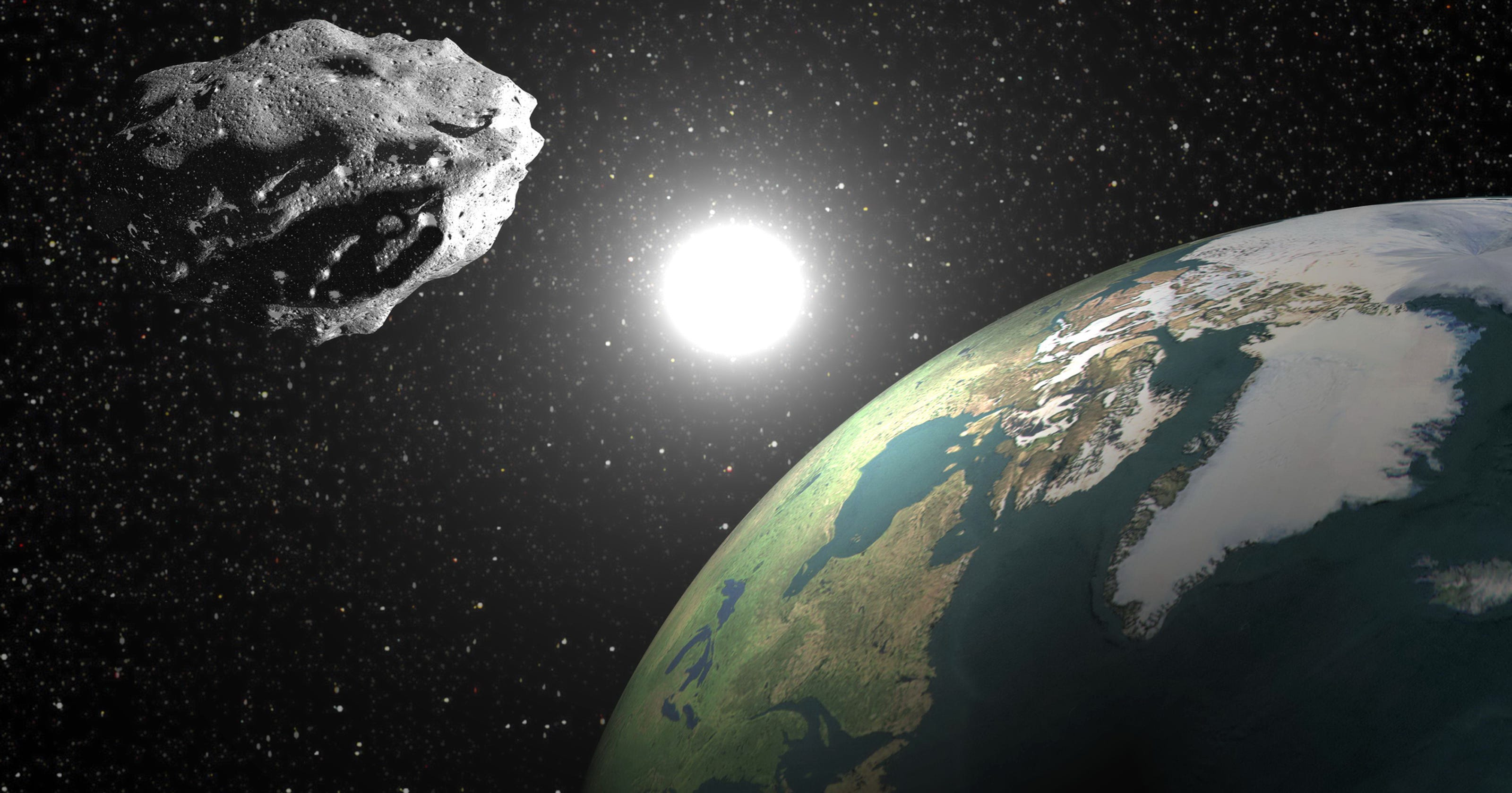 Asteroid 2006 QV89 has small chance impacting Earth in September