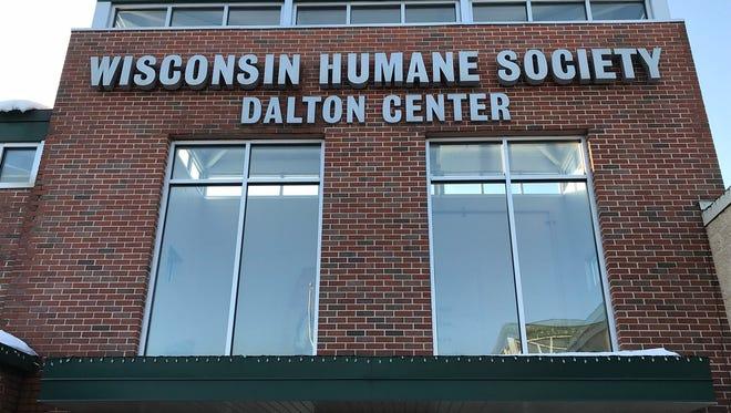 The Wisconsin Humane Society Milwaukee campus.