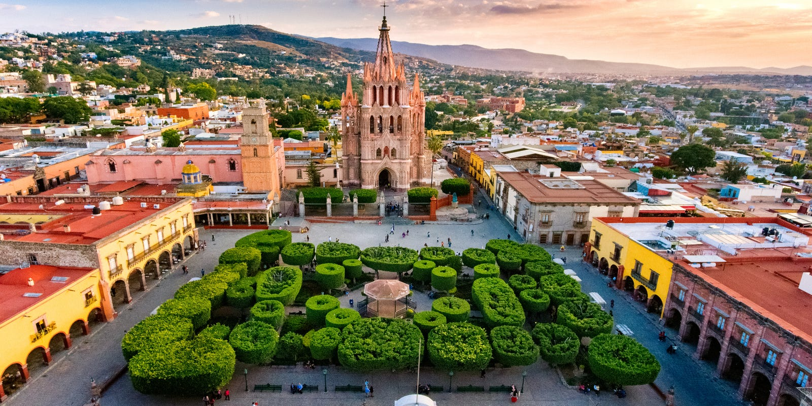 Mexico: The safest places for travelers