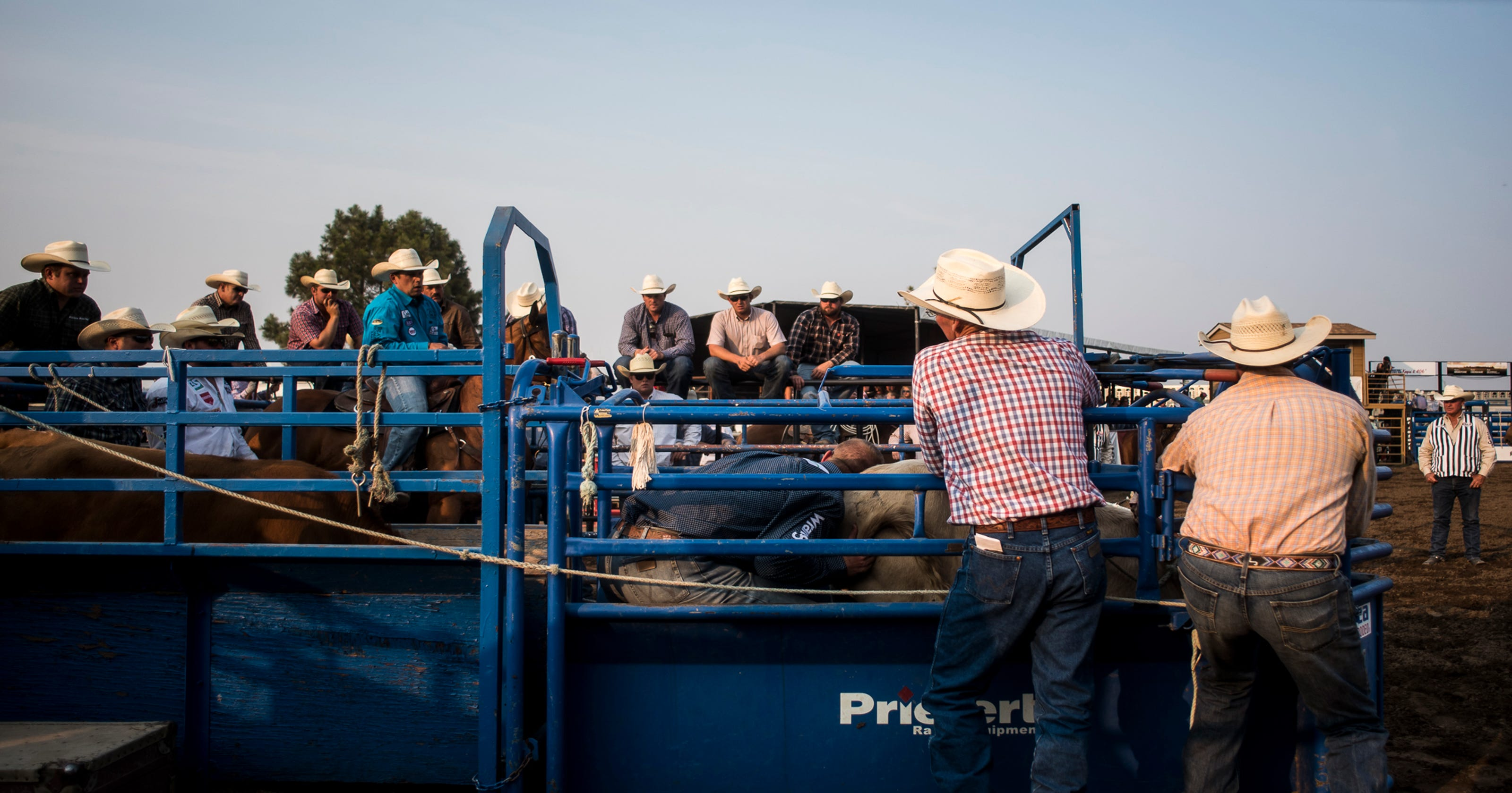 Gallery Big Sky Pro Rodeo At The Montana State Fair