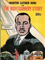 This comic book about Martin Luther King Jr. helped