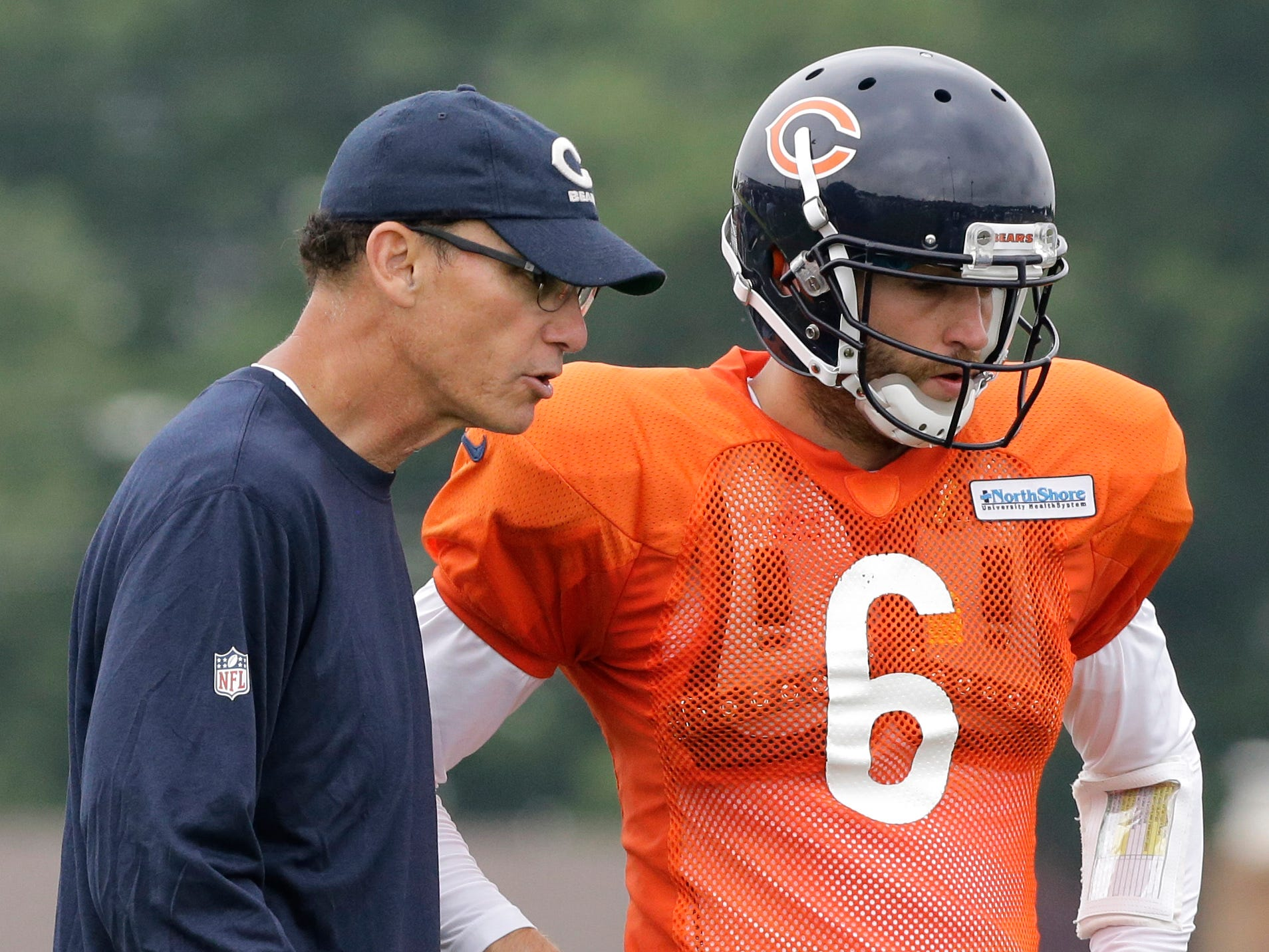25. Jay Cutler, Chicago Bears