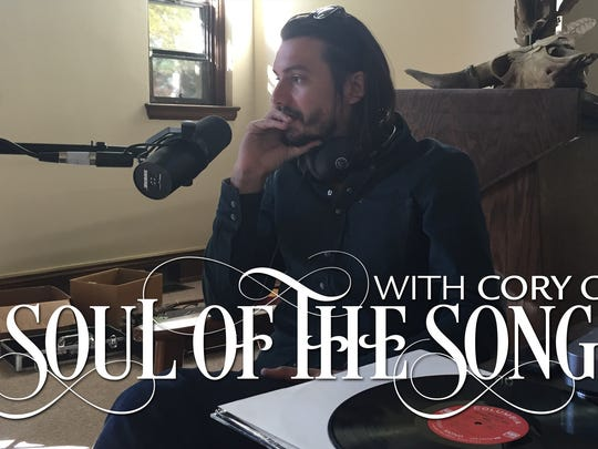 """Soul of the Song,"" a new weekly radio show hosted by Cory Chisel, will premiere at 10 a.m. Saturday on 91.1 The Avenue."