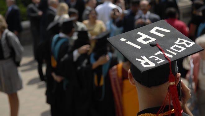 Purdue graduation