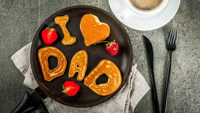 If you're not sure how to show the dad in your life how much you appreciate him on Father's Day, a good meal could be one way to start.