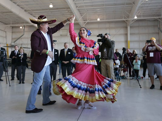 ASU arrives El Paso
