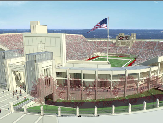More Renovations To Ius Memorial Stadium Approved