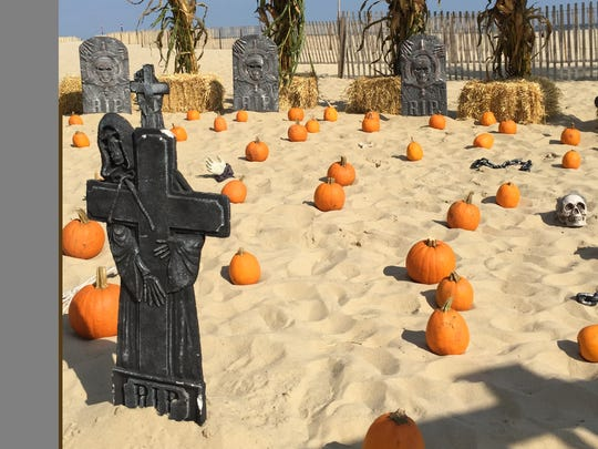 """Boo At The Boardwalk"" at  Jenkinson's in Point Pleasant"