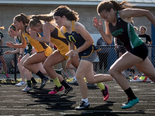 Area high schools compete in the IHSAA Girls Sectional