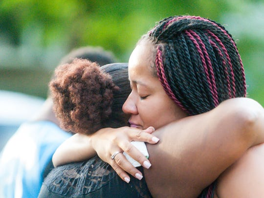 In August, friends, family and community members gathered to celebrate the life of Jamil Baskerville Jr. in Pennsauken. The toddler died after he was allegedly punched by his mother's live-in boyfriend.