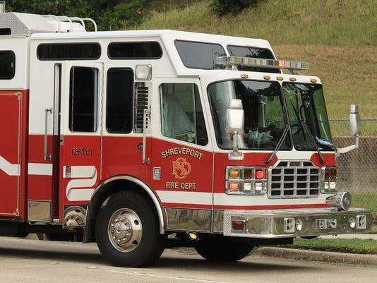 Generic Shreveport Fire Dept
