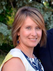 Angie Viola, challenger in Cottrellville Township recall election Nov. 3.