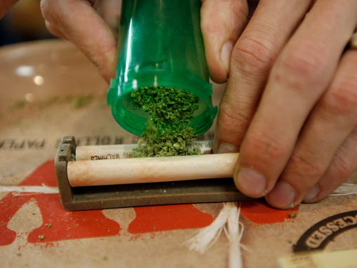 """""""Budtender"""" was one of the contenders for Oxford's"""