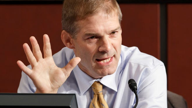 Rep. Jim Jordan, R-Ohio, leads the House Freedom Caucus, a group of conservatives who have chafed at the leadership of Speaker John Boehner, R-Ohio.