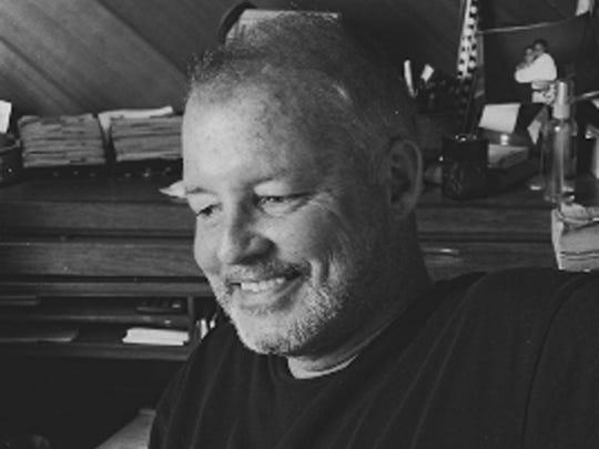 Author Bob Drury