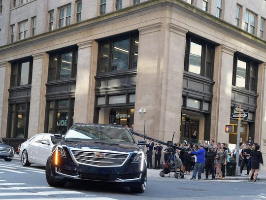 Cadillac kicks off the first-ever hands-free drive
