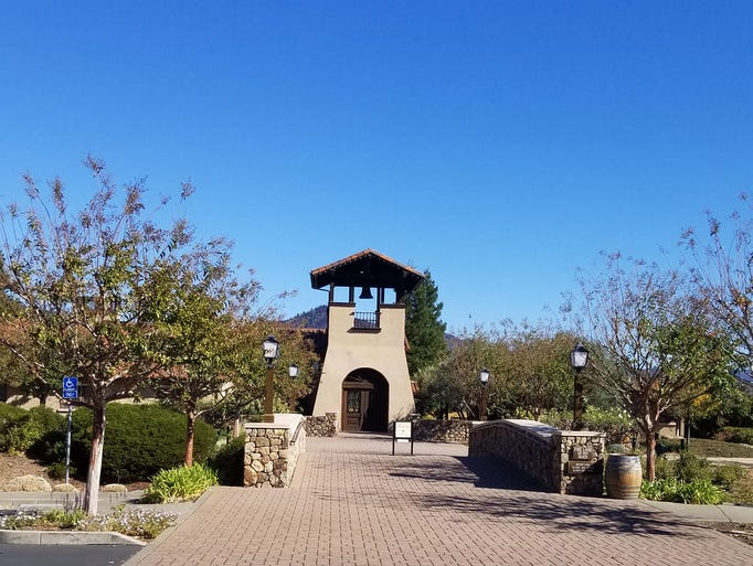 Napa Valley And Sonoma County Wineries Are Open For Business