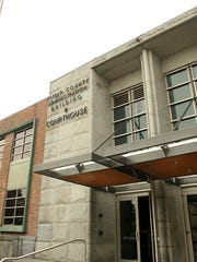 The Kitsap County Courthouse