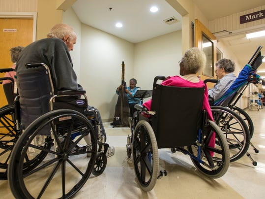 Number Of Nursing Home Beds By State