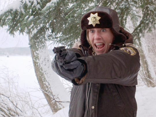 "Frances McDormand won an Oscar for her portrayal of Police Chief Marge Gunderson in ""Fargo."""