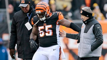 Vontaze Burfict self-reports concussion, unlikely to play Texans