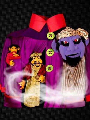 """Madcap's """"Aladdin and Friends"""" toured Cincinnati last spring."""