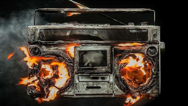 """""""Revolution Radio"""" by Green Day."""