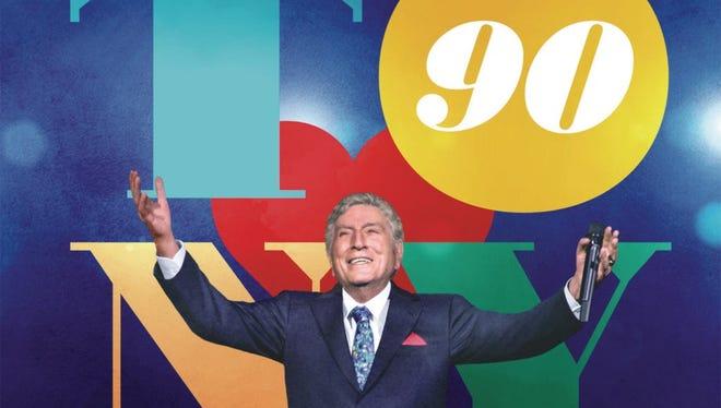 "Tony Bennett ""Celebrates 90"""