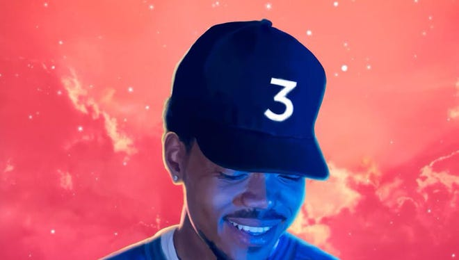 """Chance the Rapper, """"Coloring Book"""""""