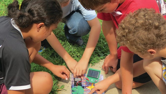 A series of nine new, one-week Specialty Camps has been introduced at The Shimon and Sara Birnbaum JCC in Bridgewater.  The Specialty Camps cover a wide variety of programs and are open to the community.